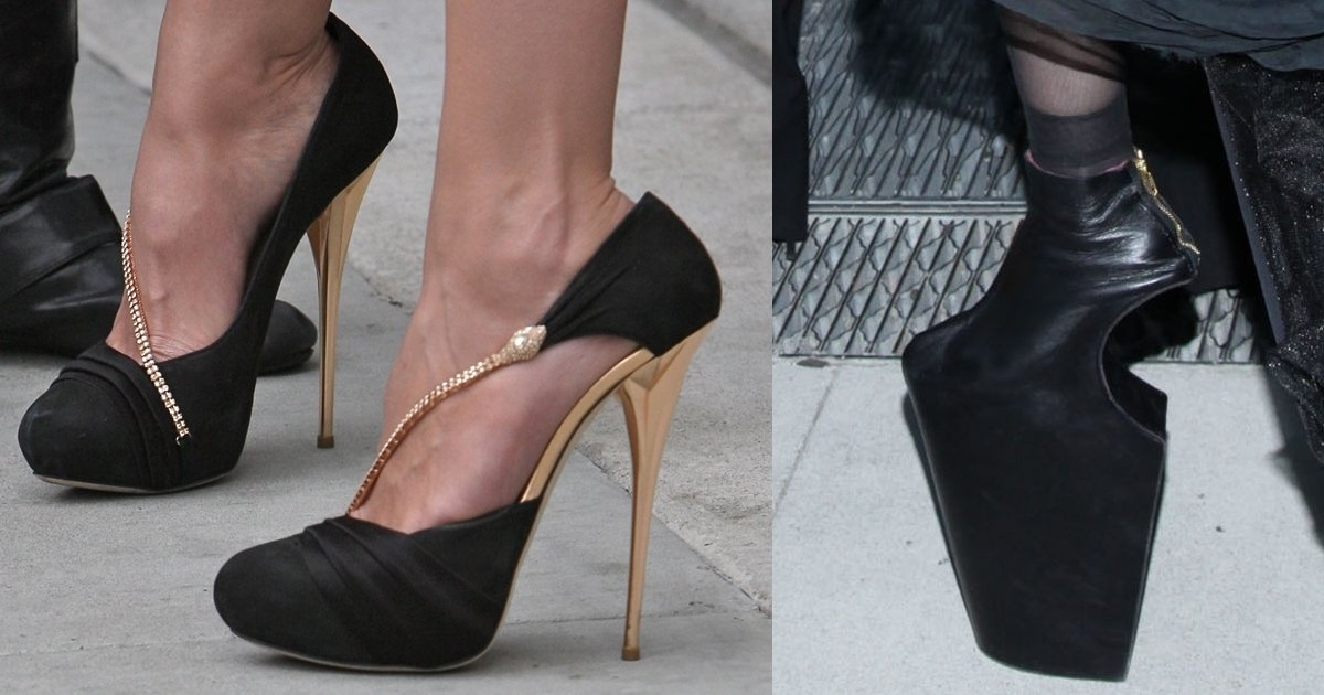 6 Highest Heels: Shockingly Tall Shoes