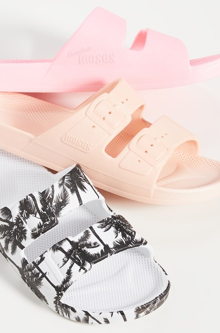 Double-Band Spring/Summer 2020 Sandals