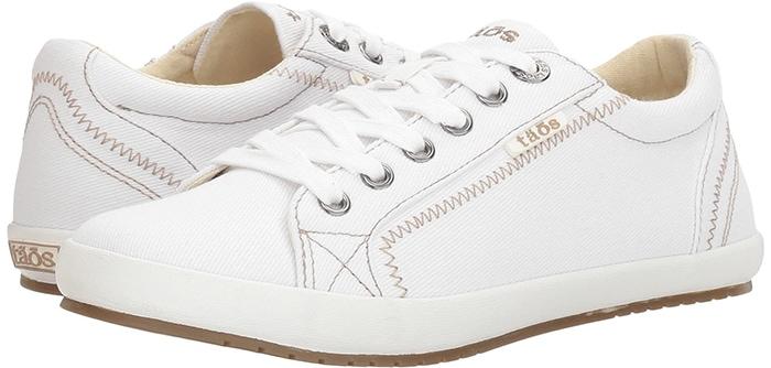 Taos Star Sneakers White