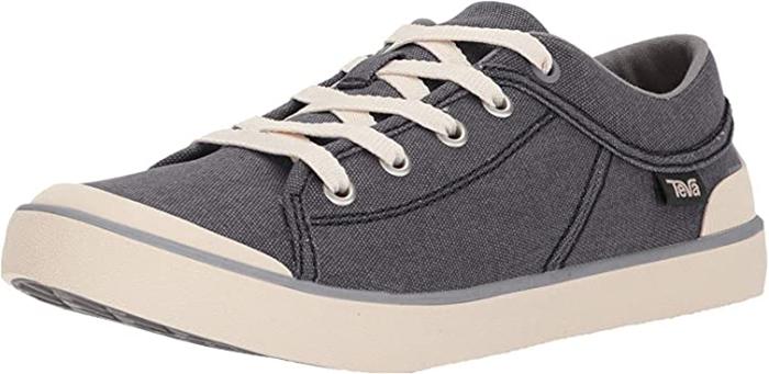 Teva Freewheel Washed Canvas Sneakers