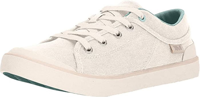 These shoes are made from durable but lightweight, breathable canvas with thick, durable rubber outsoles
