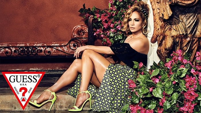 Jennifer Lopez returns as the face of Guess Spring/Summer 2020 campaign