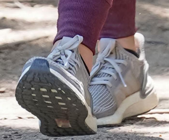 Lucy Hale rocks Adidas Ultraboost sneakers