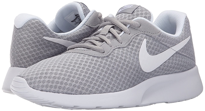 Gray Nike Tanjun Sneakers