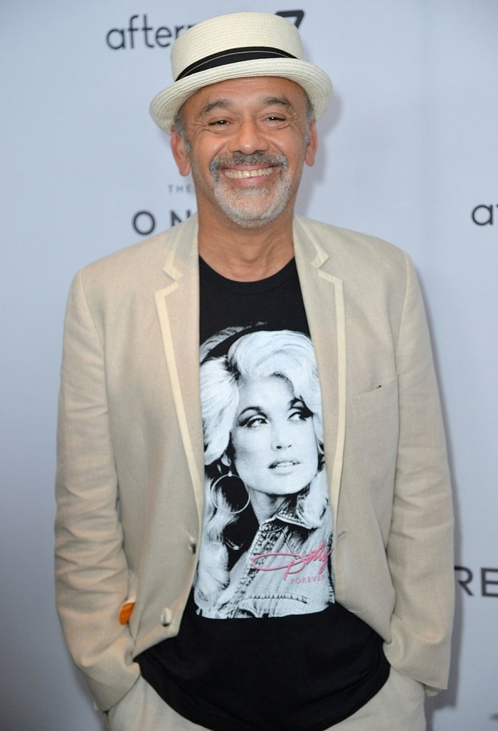 The correct pronunciation of Christian Louboutin's last name in French is Loo-boo-tan