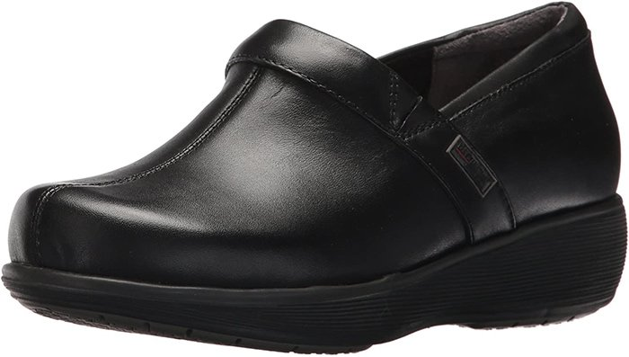 Black SoftWalk Meredith Clogs