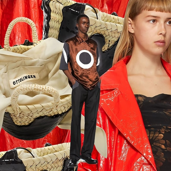 SSENSE carries both established brands and emerging designers such as Kiko Kostadinov, Stand Studio, and Ottolinger