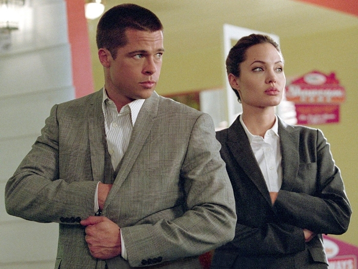 Angelia Jolie and Brad Pitt started dating in 2005 after working on the movie Mr. and Mrs. Smith