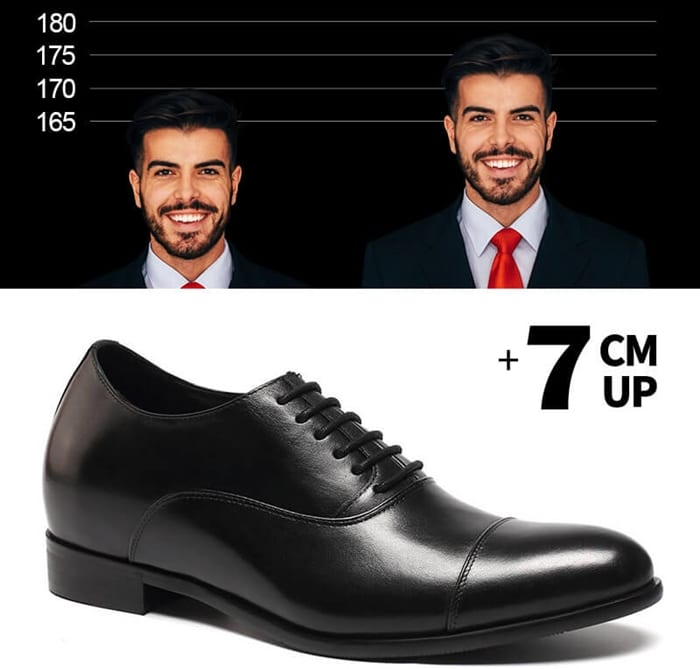 Chamaripa focuses on men's height increasing shoes and high heel shoes for men