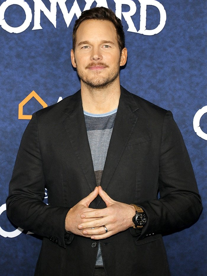 Chris Pratt has a net worth of $60 million