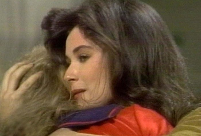 19-year-old Demi Moore appeared on the soap opera General Hospital