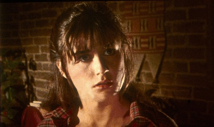 Demi Moore starred as Patricia Welles in Parasite, a 1982 American science fiction horror film