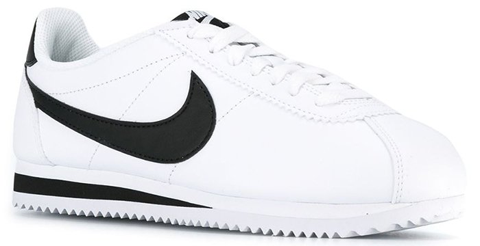 Nike Classic Cortez in Black and White