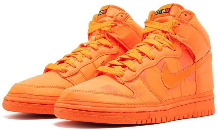 Nike Women's Dunk Hi Nylon TZ sneakers