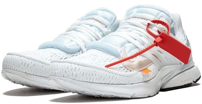 Nike x Off-White The 10 Presto sneakers