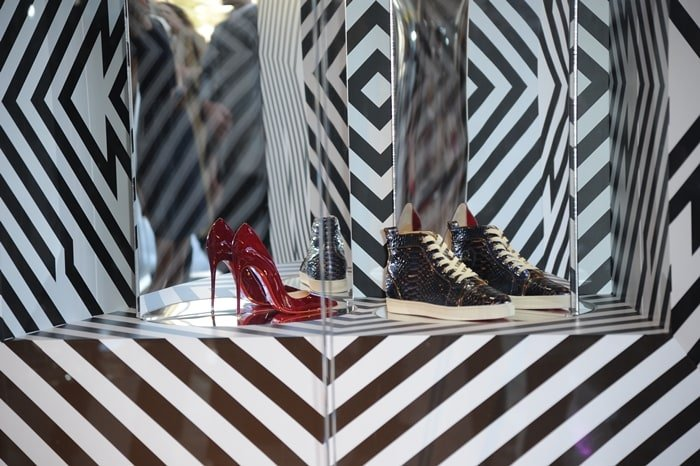 Much cheaper than buying, you can save money by renting Christian Louboutin shoes