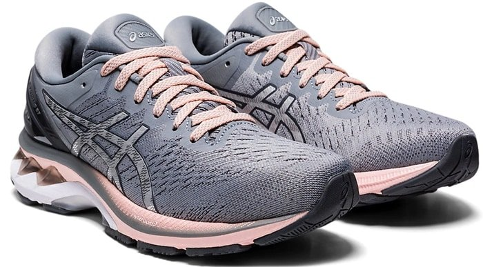 Enjoy excellent comfort and advanced support with Asics GEL-KAYANO 27 running shoe