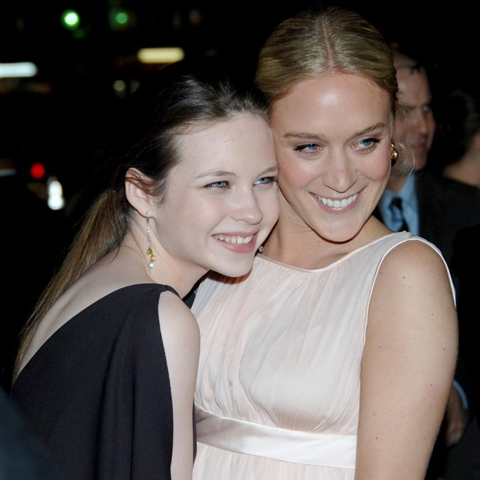 "Daveigh Chase starred as Rhonda Volmer and Chloe Sevigny as Nicolette ""Nicki"" Grant in the American television drama series Big Love"