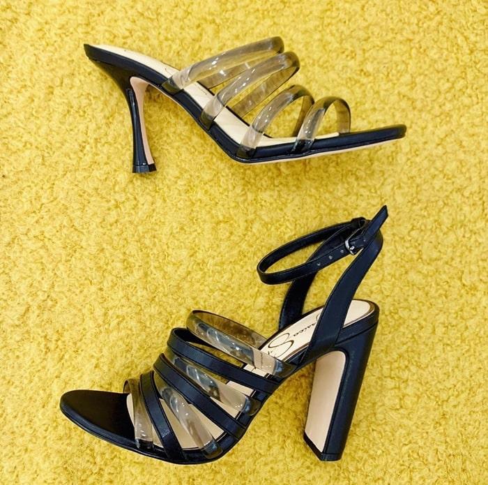 Jessica Simpson Oniela and Aveesha sandals