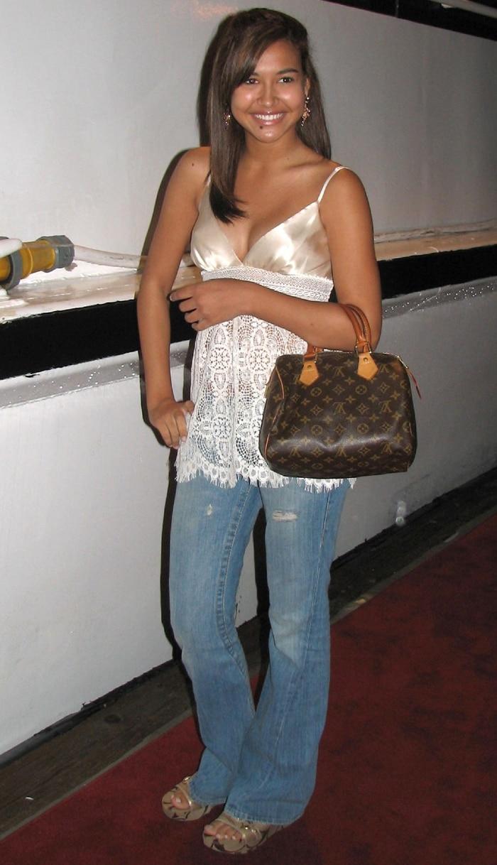 Naya Rivera at Camille Winbush's Sweet 16 Bash held at the Marina Del Rey aboard the Fantasea One Yacht