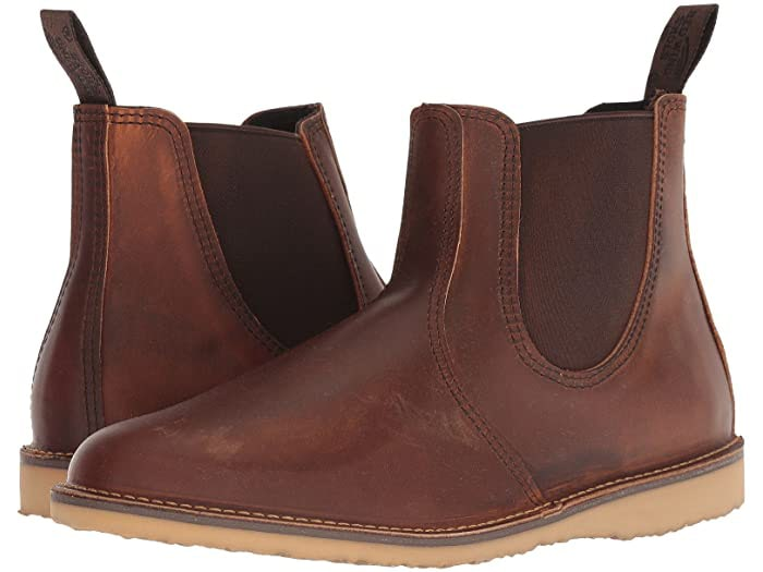 Red Wing Heritage Weekend Chelsea Boots