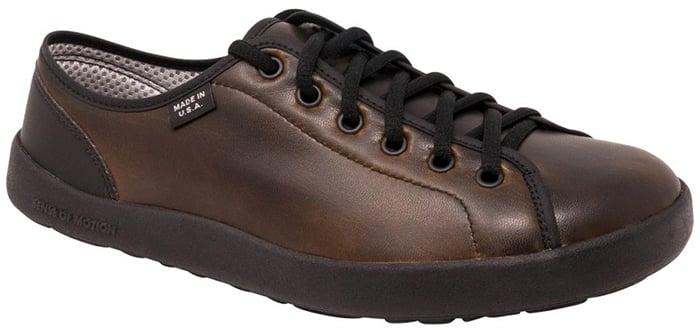 SOM Footwear Urban Trekker Casual Sneakers in Vintage Sepia