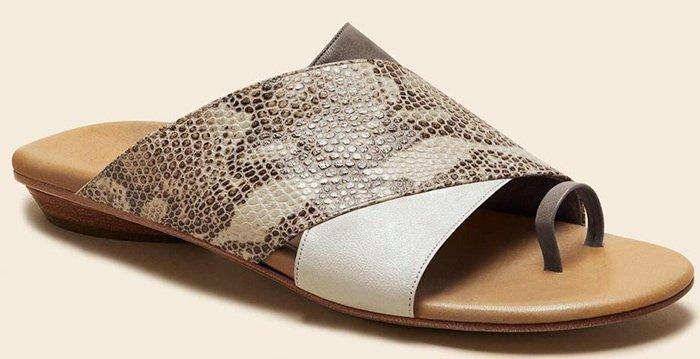 Salpy Bellamy Slide Sandals