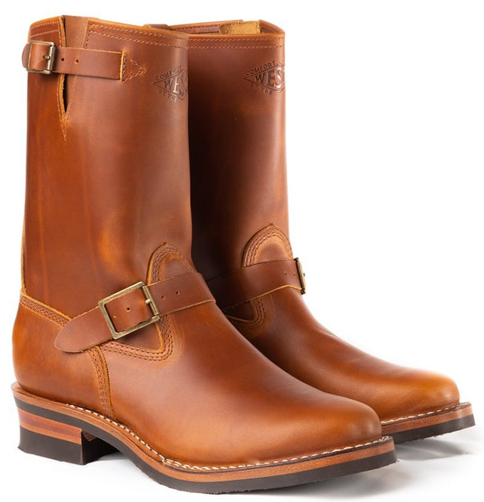 Wesco Standard Boss #7500 Boots