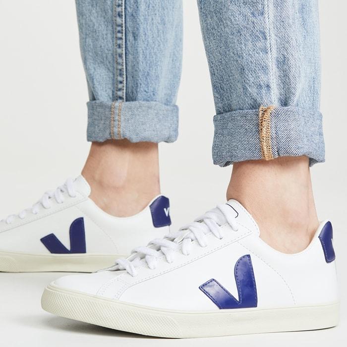 Veja Esplar Sneakers Extra White/Cobalt