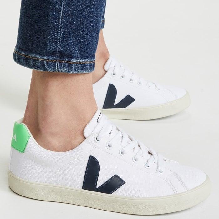 Veja Esplar Sneakers White/Nautico/Absinthe