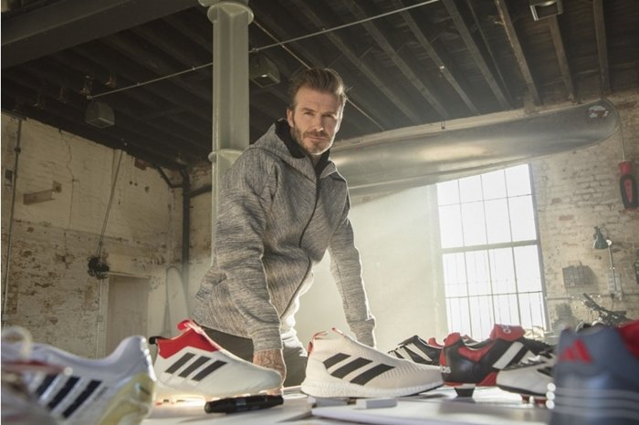 Adidas teamed up with the legendary David Beckham in 2017 to unveil the new version of one of their all-time favorite boots - the 1998 Predator Accelerator