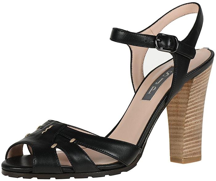 SJP 'Carson' Slide Sandals