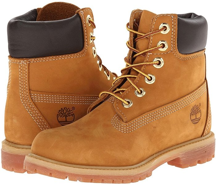 """The epitome of classic style and durability, the 6"""" Premium boot is an undeniable style icon"""