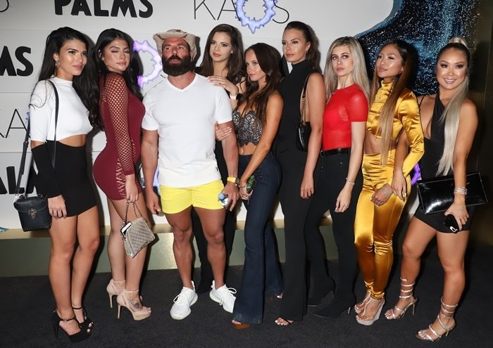 Dan Bilzerian is known for his extravagant lifestyle and love of beautiful women