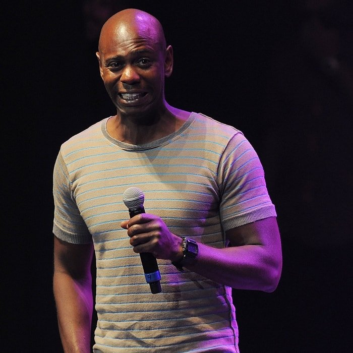 Dave Chappelle was reportedly paid $20 million per Netflix special