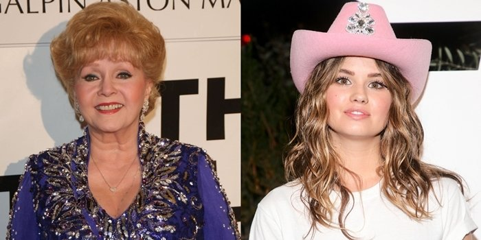 "American actress Mary Frances ""Debbie"" Reynolds died in 2016, but Debby Ryan is still alive"