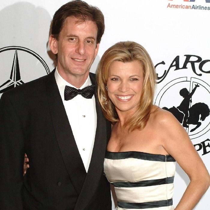 George Santo Pietro and Vanna White