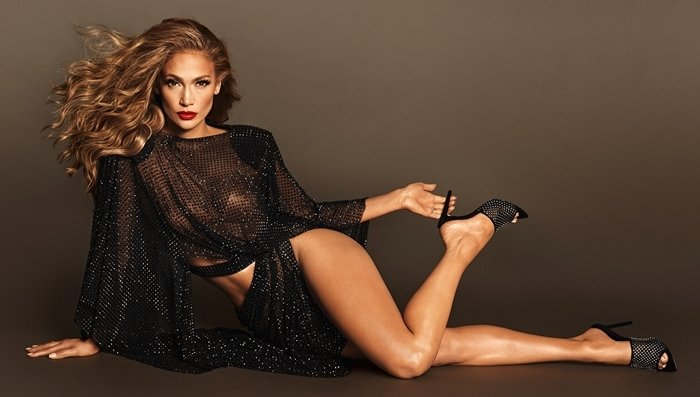 Jennifer Lopez has teamed up with DSW on the JLO Jennifer Lopez shoe collection
