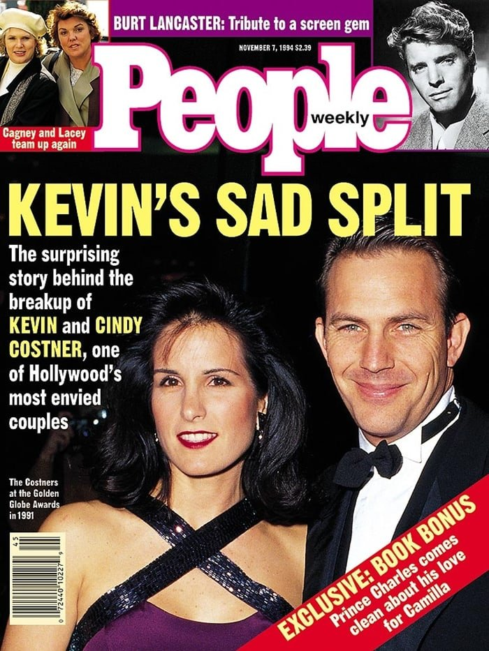 Kevin Costner's split from Cindy Silva is one of the most expensive celebrity divorces of all time