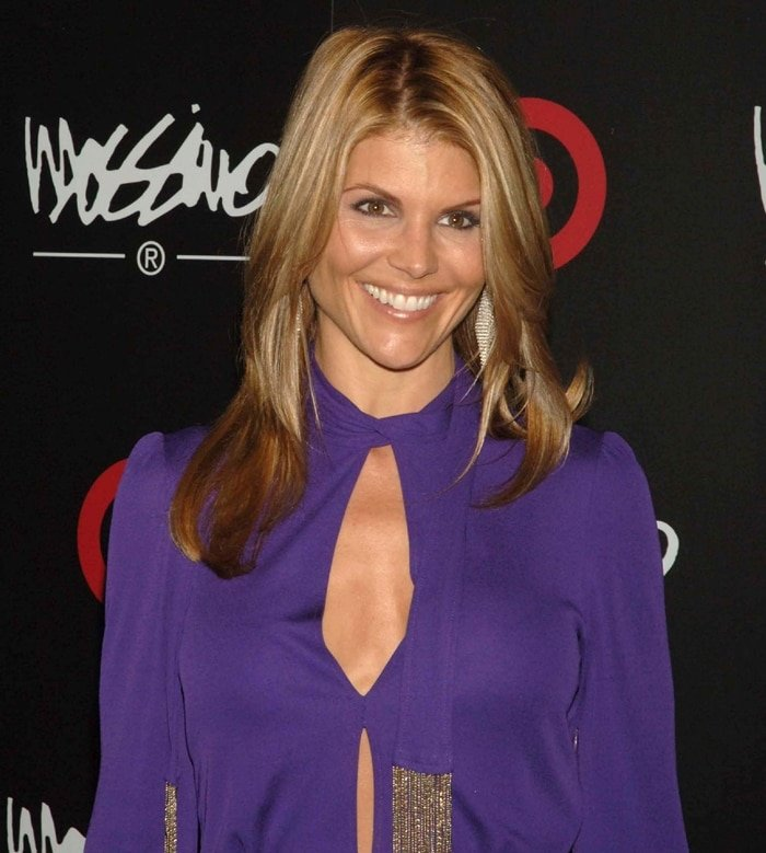 Lori Loughlin during Target Hosts LA Fashion Week Party for Designer Mossimo Giannulli