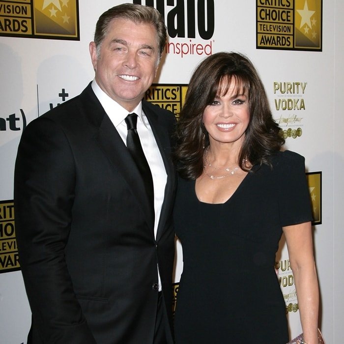 Marie Osmond remarried her first husband Steve Craig on May 4, 2011, in a Mormon ceremony at the Las Vegas Nevada Temple