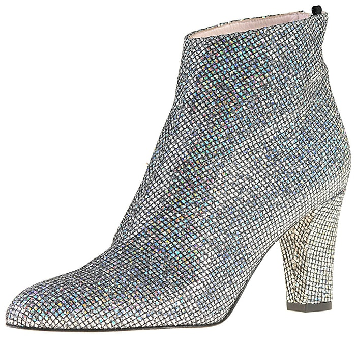 These boots are like disco balls on your feet