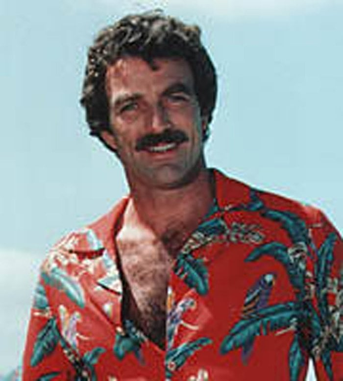 Tom Selleck starred as Thomas Sullivan Magnum in Magnum, P.I., is American crime drama television series that ran from 1980 to 1988