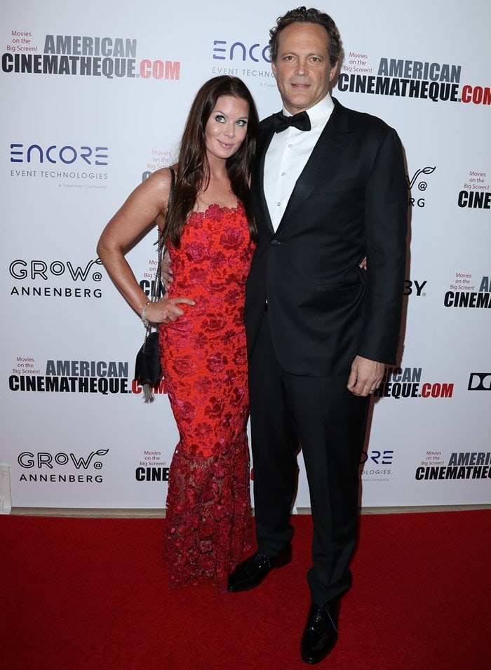 Who Is Vince Vaughn S Wife Kyla Weber And What S Their Net Worth After 10 months of engagement they married on 2nd jan 2010. who is vince vaughn s wife kyla weber