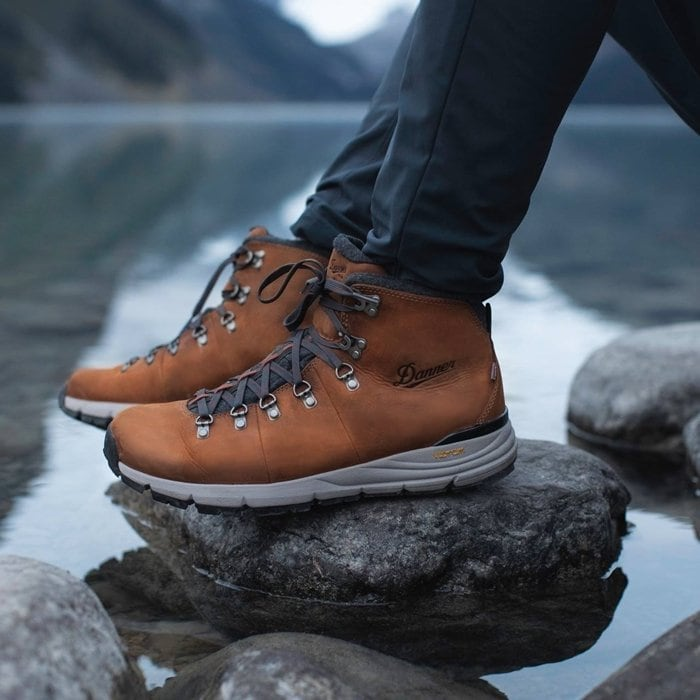 PrimaLoft insulation and Danner Dry waterproofing will protect your feet against plummeting temps, while the Vibram outsole with Megagrip will provide solid footing all season long