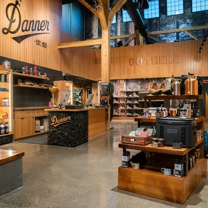 Danner's retail stores have knowledgeable staff to help you find the best fit