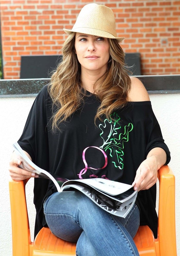 Jill Suzanne Wagner was a co-host for the ABC comic competition show Wipeout from 2008 to 2014