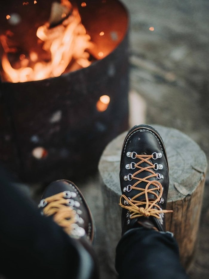 Danner's iconic Mountain Light hiking boots were introduced in 1979 and are considered one of the best boots of all time