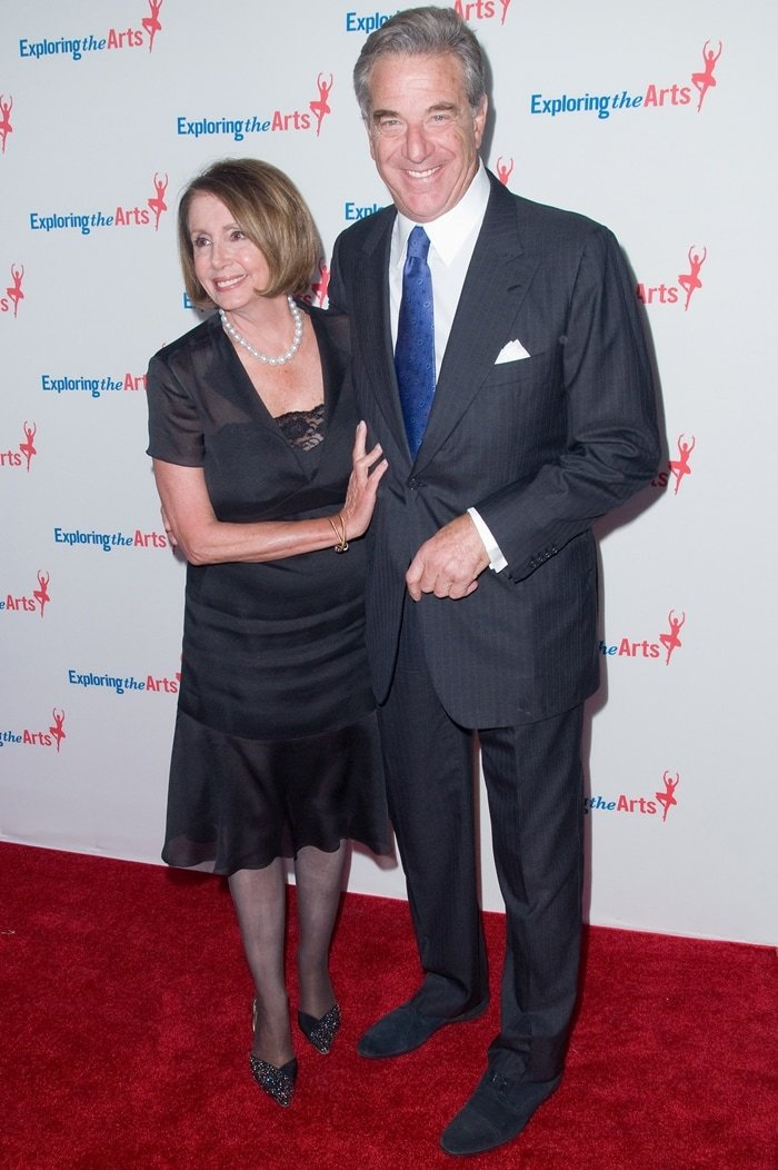 Paul Pelosi and Nancy Pelosi (née D'Alesandro) were married on September 7, 1963, in Baltimore, Maryland