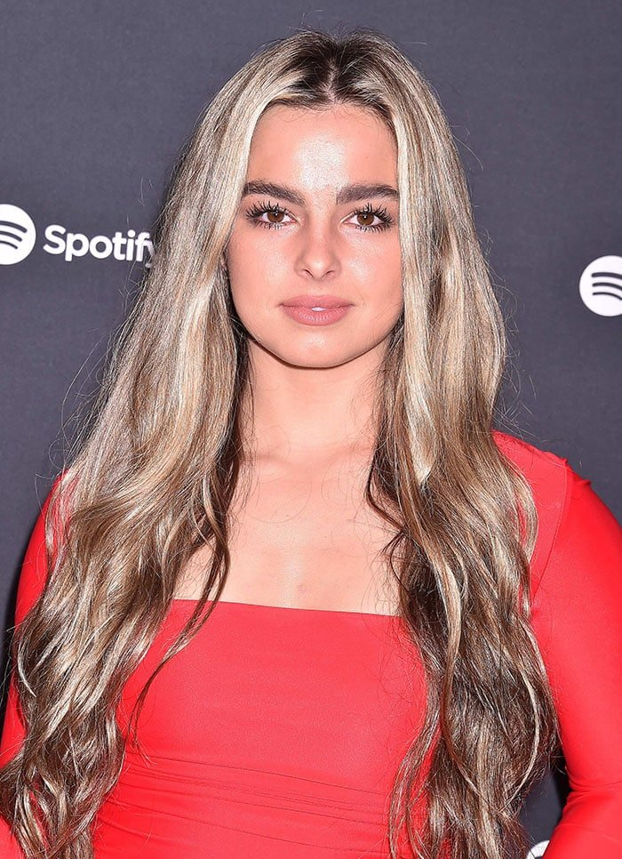 Addison Rae, a Louisianan, attends the Spotify Best New Artist 2020 Party in Los Angeles on January 23, 2020